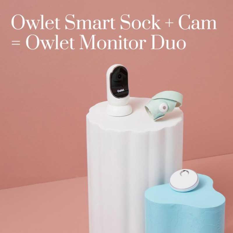 Owlet Monitor Duo 3 itkuhälytin + älysukka Owlet - 6