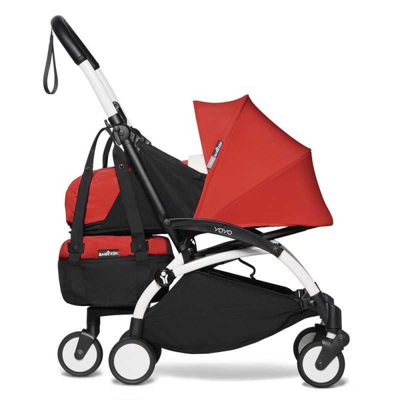 Babyzen Yoyo Bag, Red Babyzen - 3