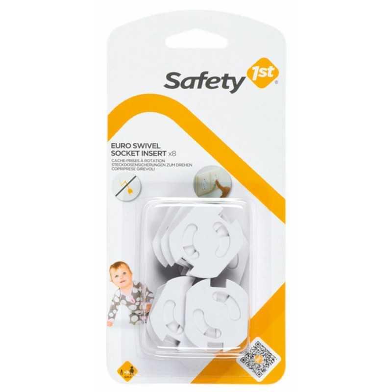 Safety 1st Pistorasiansuoja kääntyvä 8kpl Safety 1st - 3
