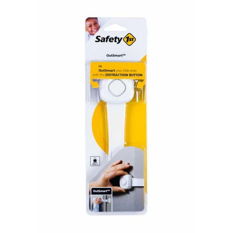 Safety 1st Monikäyttölukko Valkoinen Safety 1st - 5