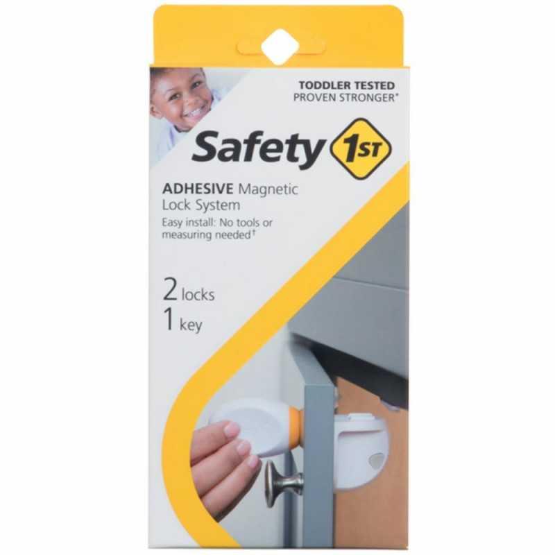 Safety 1st Magneettinen lukko Valkoinen Safety 1st - 7