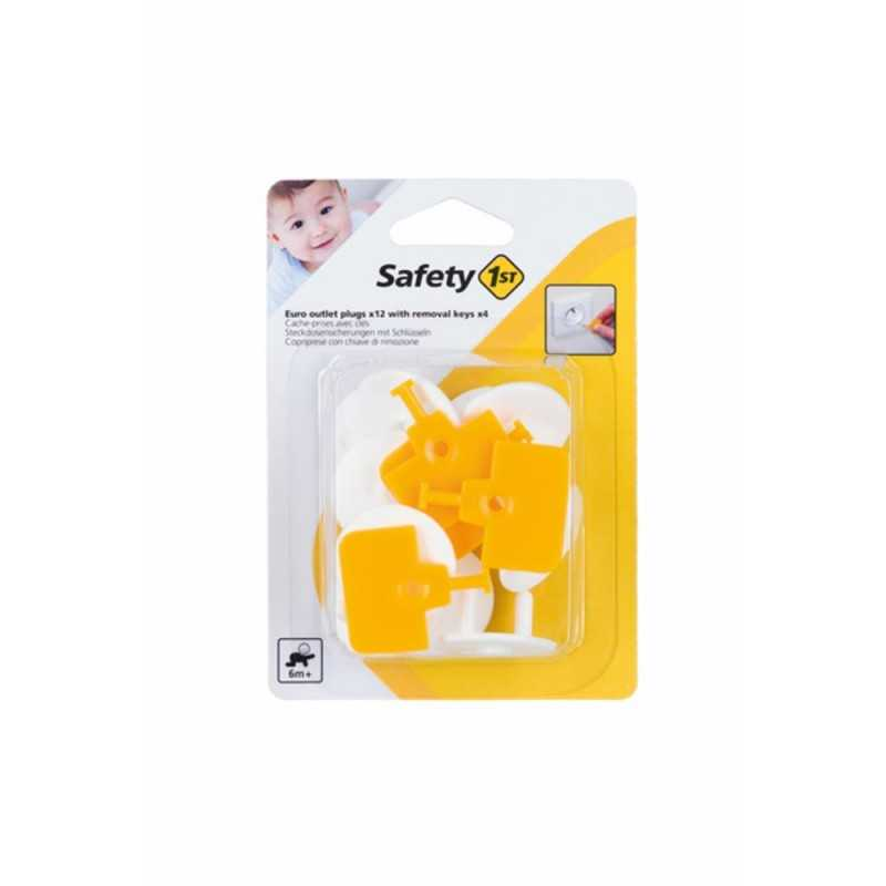 Safety 1st Pistorasiansuoja 12 kpl/pkt Safety 1st - 3