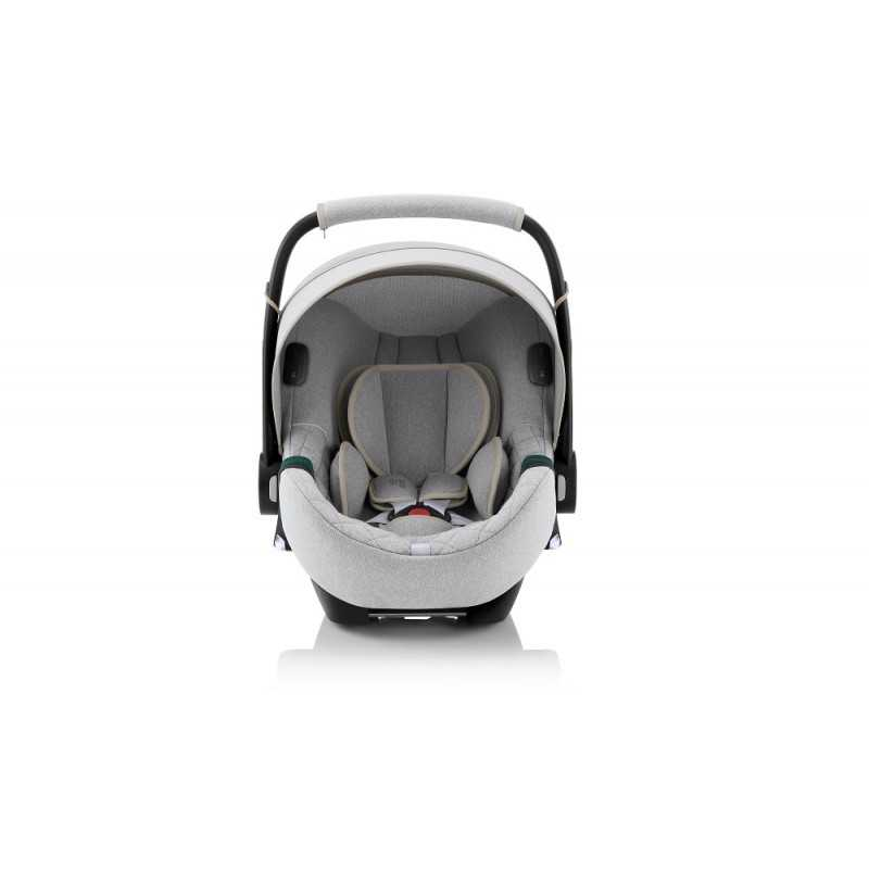 Paketti Britax Smile 3 Yhdistelmävaunu, Nordic Grey + Baby Safe iSENSE Nordic Grey Britax - 6