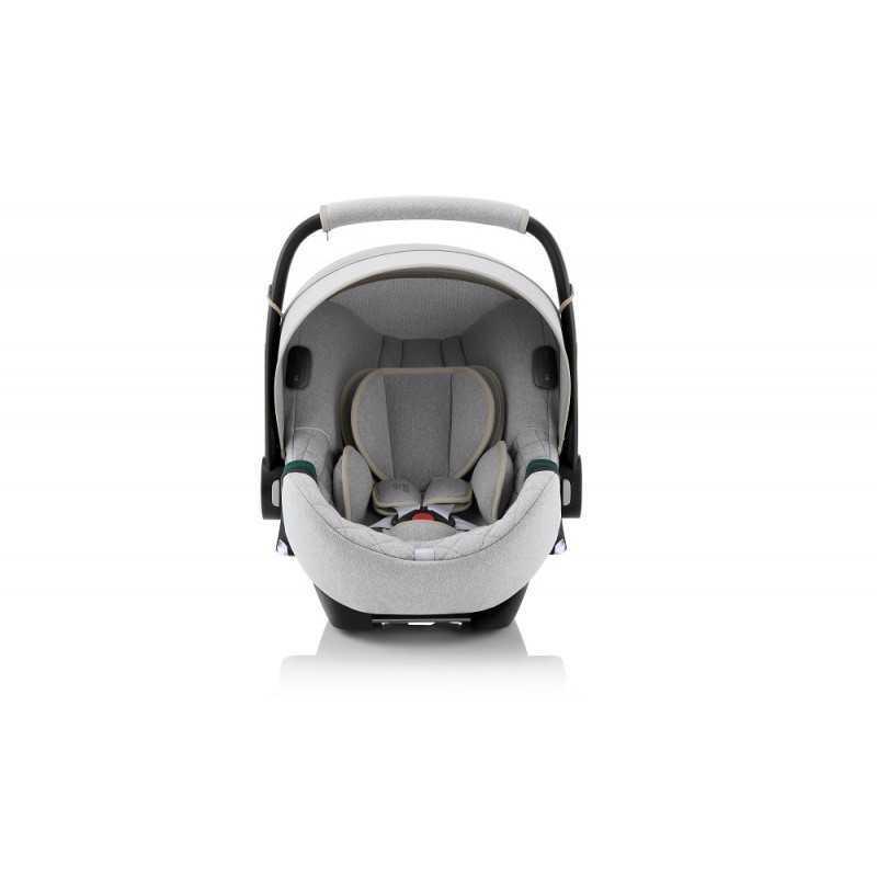 Paketti Britax Smile 3 Yhdistelmävaunu, Nordic Grey + Baby Safe iSENSE Nordic Grey + iSENSE jalusta Britax - 5