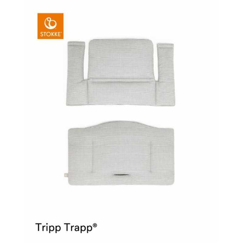 Stokke Tripp Trapp istuinpehmuste, Nordic grey Stokke - 4