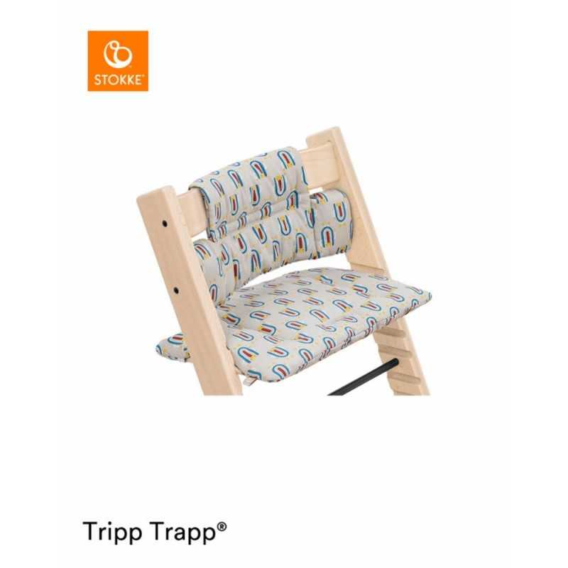 Stokke Tripp Trapp istuinpehmuste, Robot grey Stokke - 1
