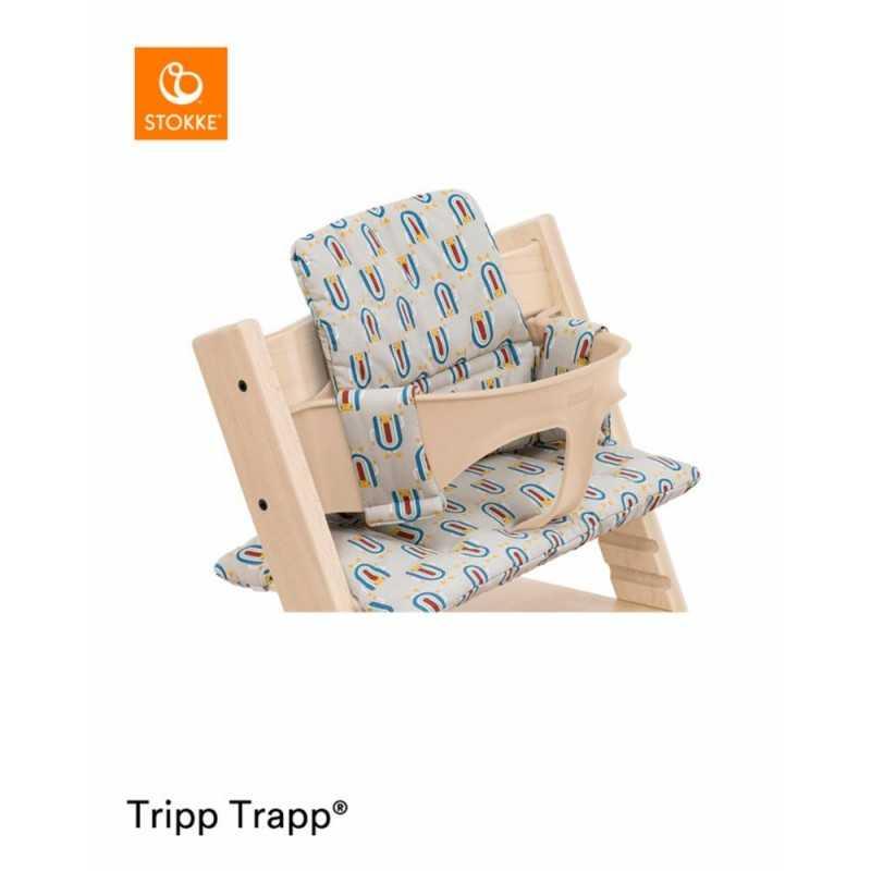 Stokke Tripp Trapp istuinpehmuste, Robot grey Stokke - 2