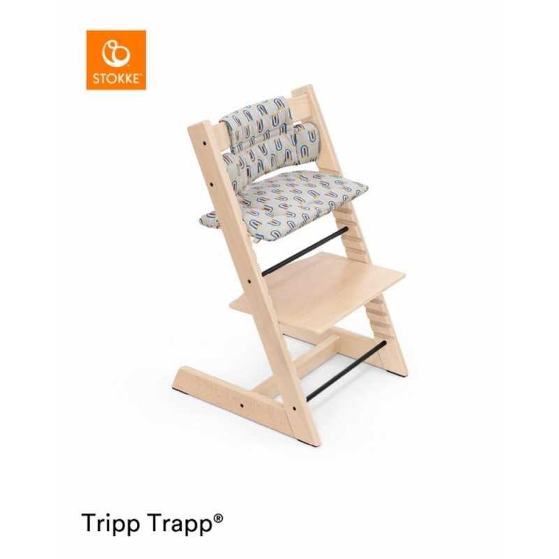 Stokke Tripp Trapp istuinpehmuste, Robot grey Stokke - 3