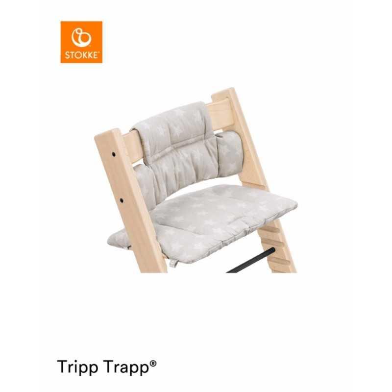 Stokke Tripp Trapp istuinpehmuste, Stars silver Stokke - 1