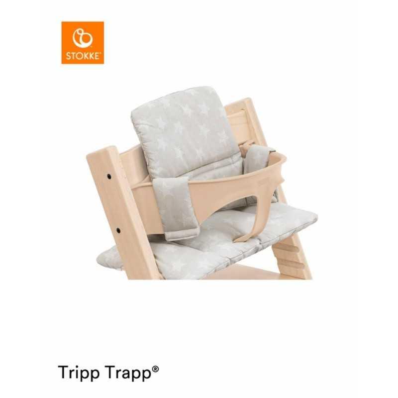 Stokke Tripp Trapp istuinpehmuste, Stars silver Stokke - 2