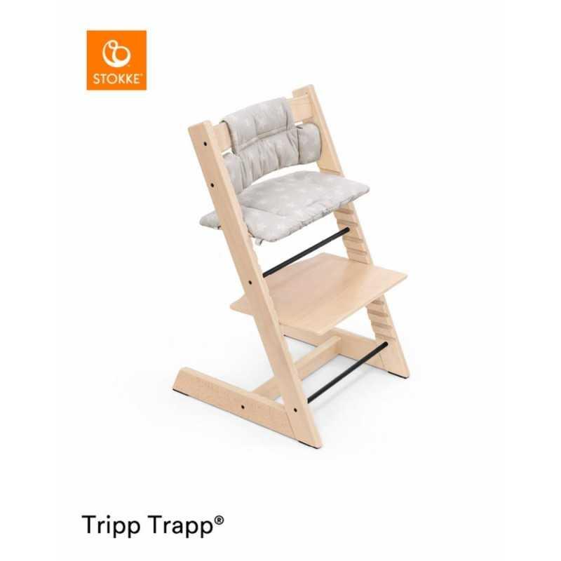 Stokke Tripp Trapp istuinpehmuste, Stars silver Stokke - 3