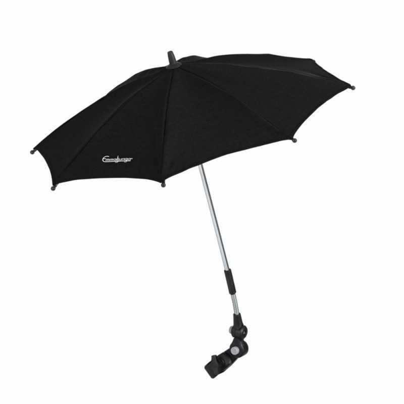 Emmaljunga Päivänvarjo, Outdoor Black Emmaljunga - 1