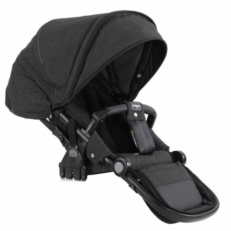 Paketti Emmaljunga NXT90 Select 3.0 yhdistelmävaunu Black, Lounge Black Emmaljunga - 2